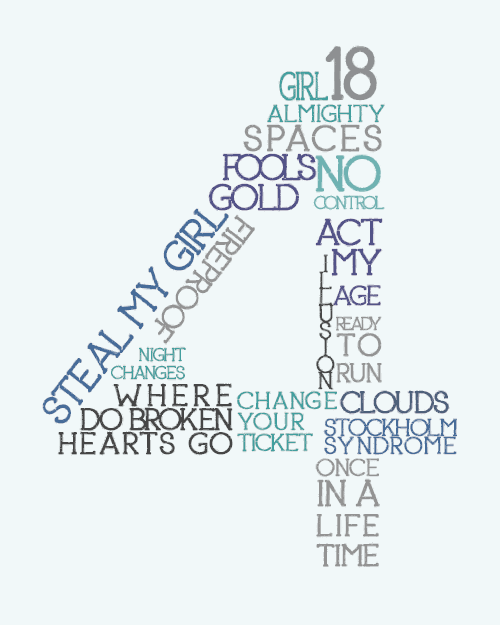 Four One Direction Lyrics One Direction Songs One Direction Pictures