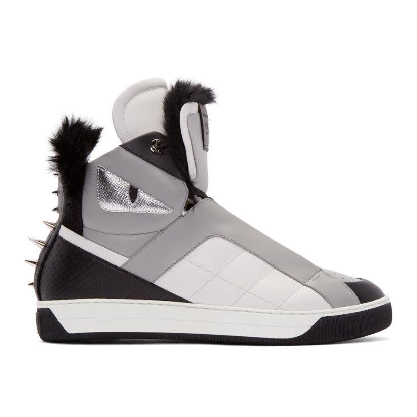 Fendi-tops Et Hauts Chaussures De Sport a3GoTf