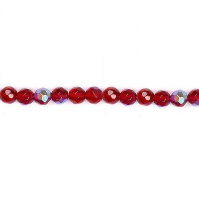 Wholesalers USA Faceted Glass Bead (5 Packs)