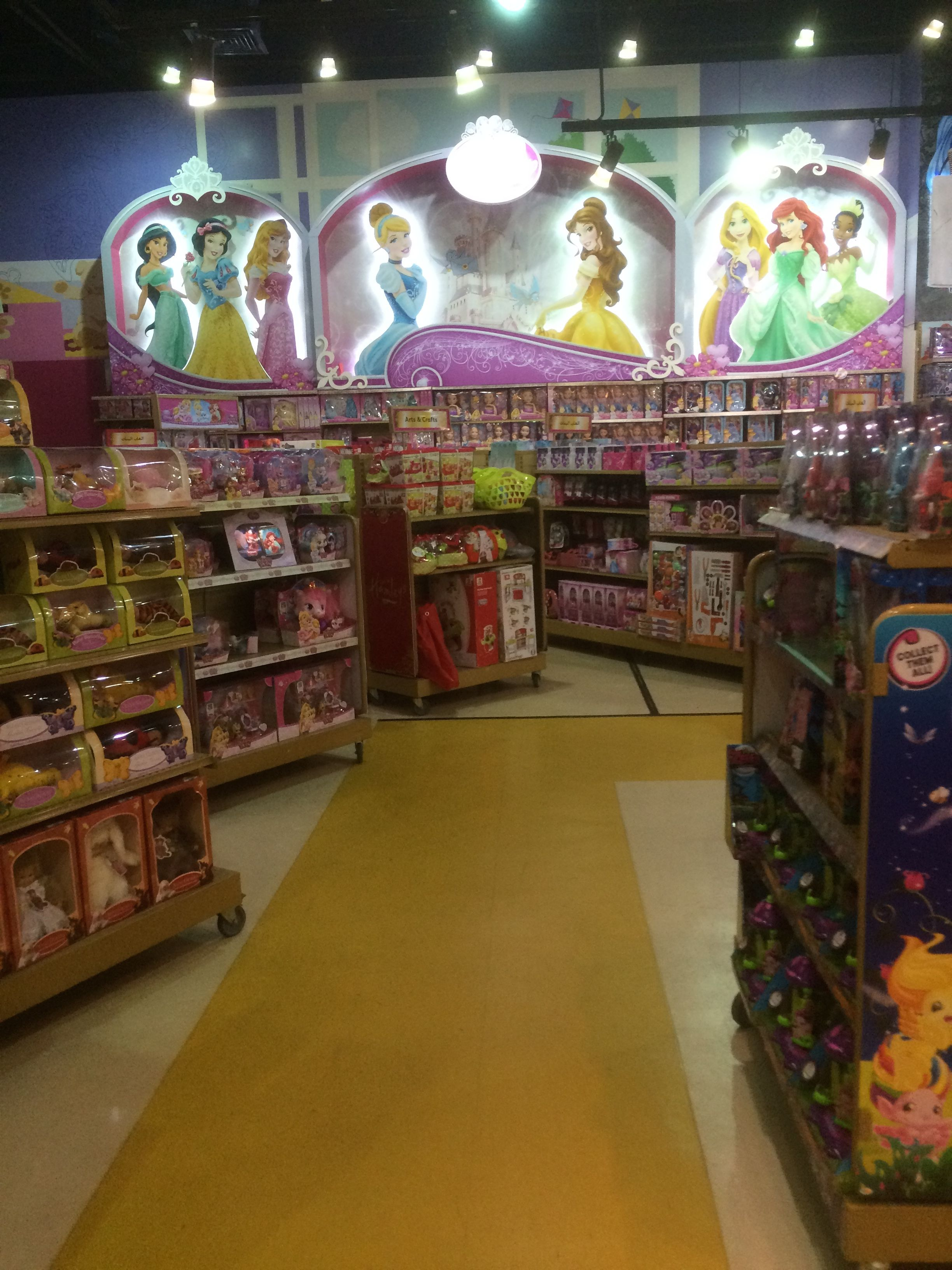 Hamleys UAE Dubai Mall Toys Lifestyle Landscape