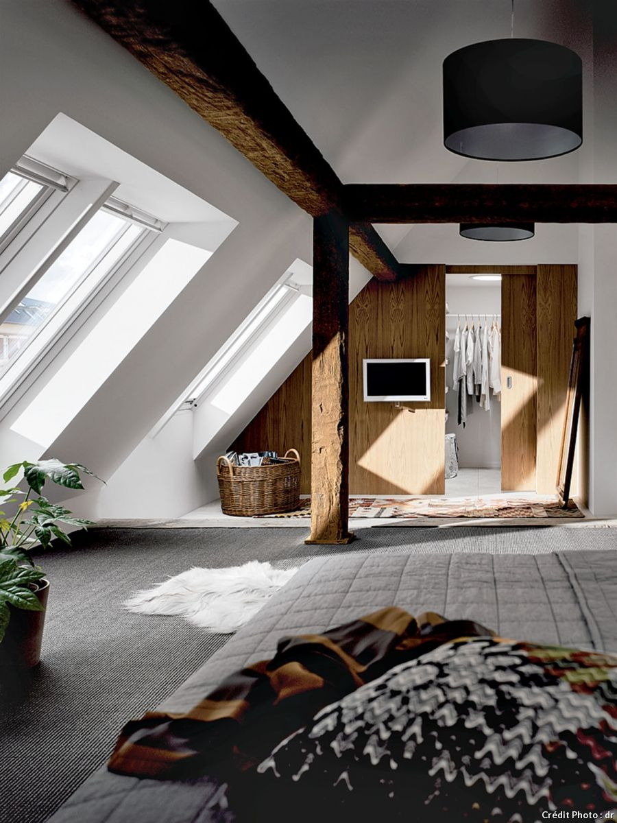 17 best ideas about fenetre velux on pinterest velux for Fenetre de toit com
