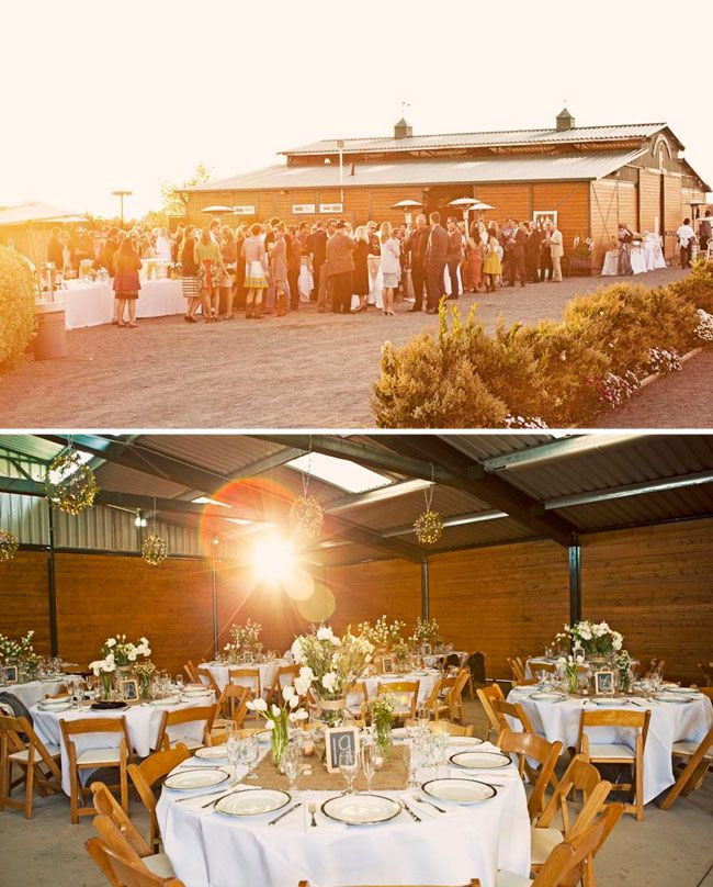 Camo Outdoor Wedding Ideas: Real Wedding: Carey + Craig's Wedding In A Flower Field