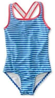 050742401977c Girls' Tide Surfer Swimsuit, One-Piece Print | Products | Swimsuits ...