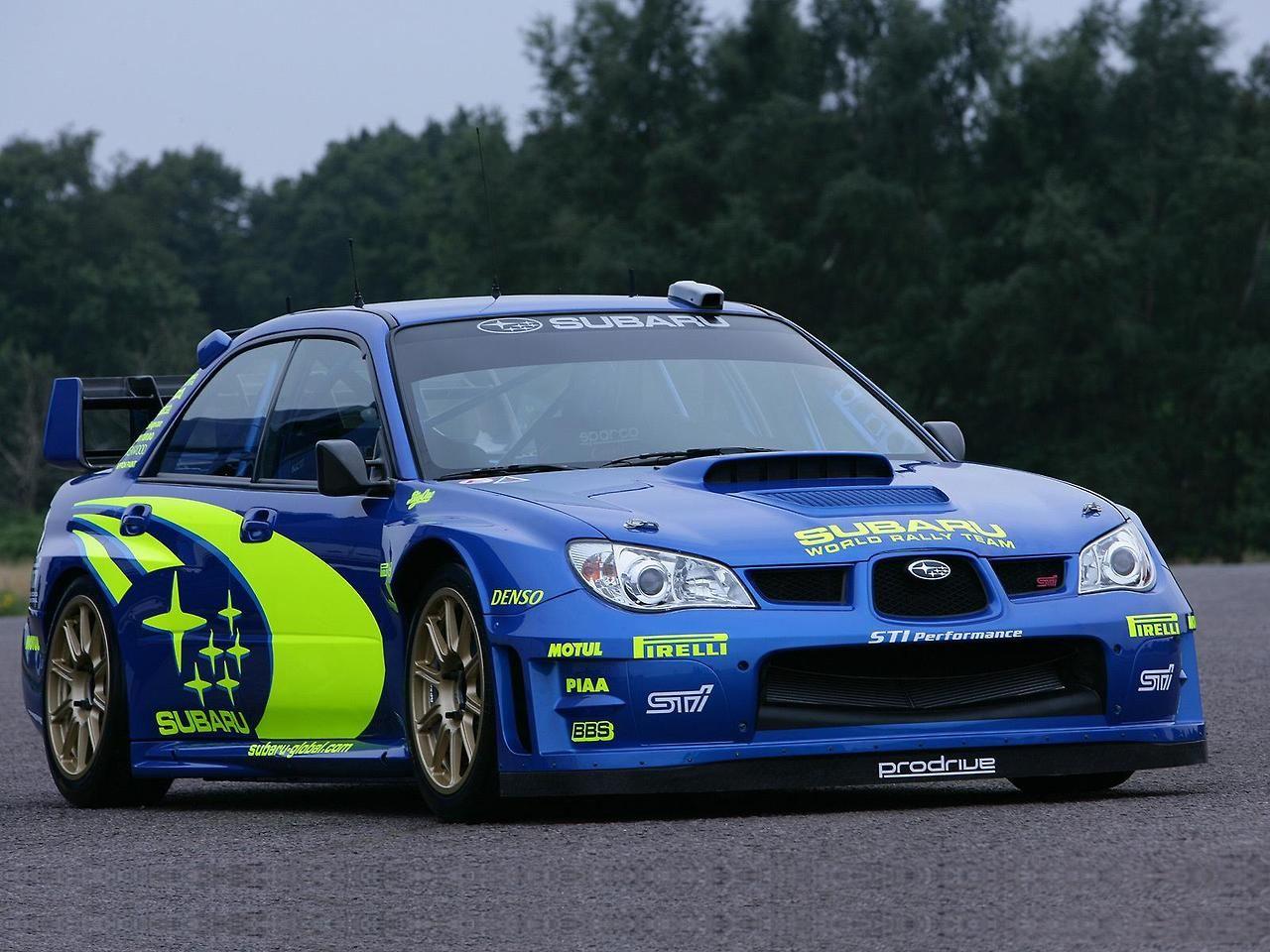 Subaru Rally Car >> Subaru Impreza Wrc Rally Car Subaru Wrx Sti Subaru Wrx Subaru