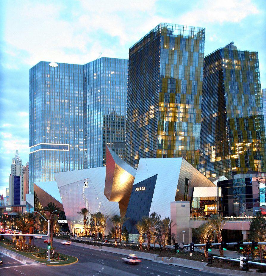 Citycenter Com: Crystals At CityCenter Las Vegas , NV