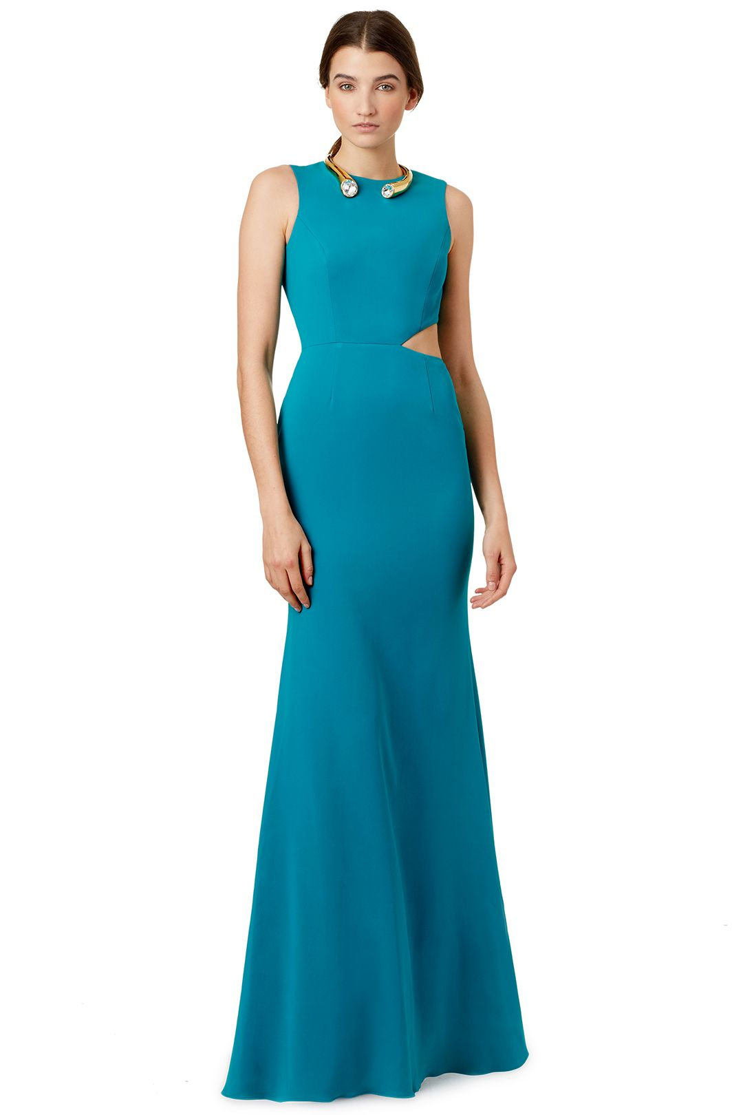 Rent Caught in View Gown by Jay Godfrey for $100 only at Rent the ...