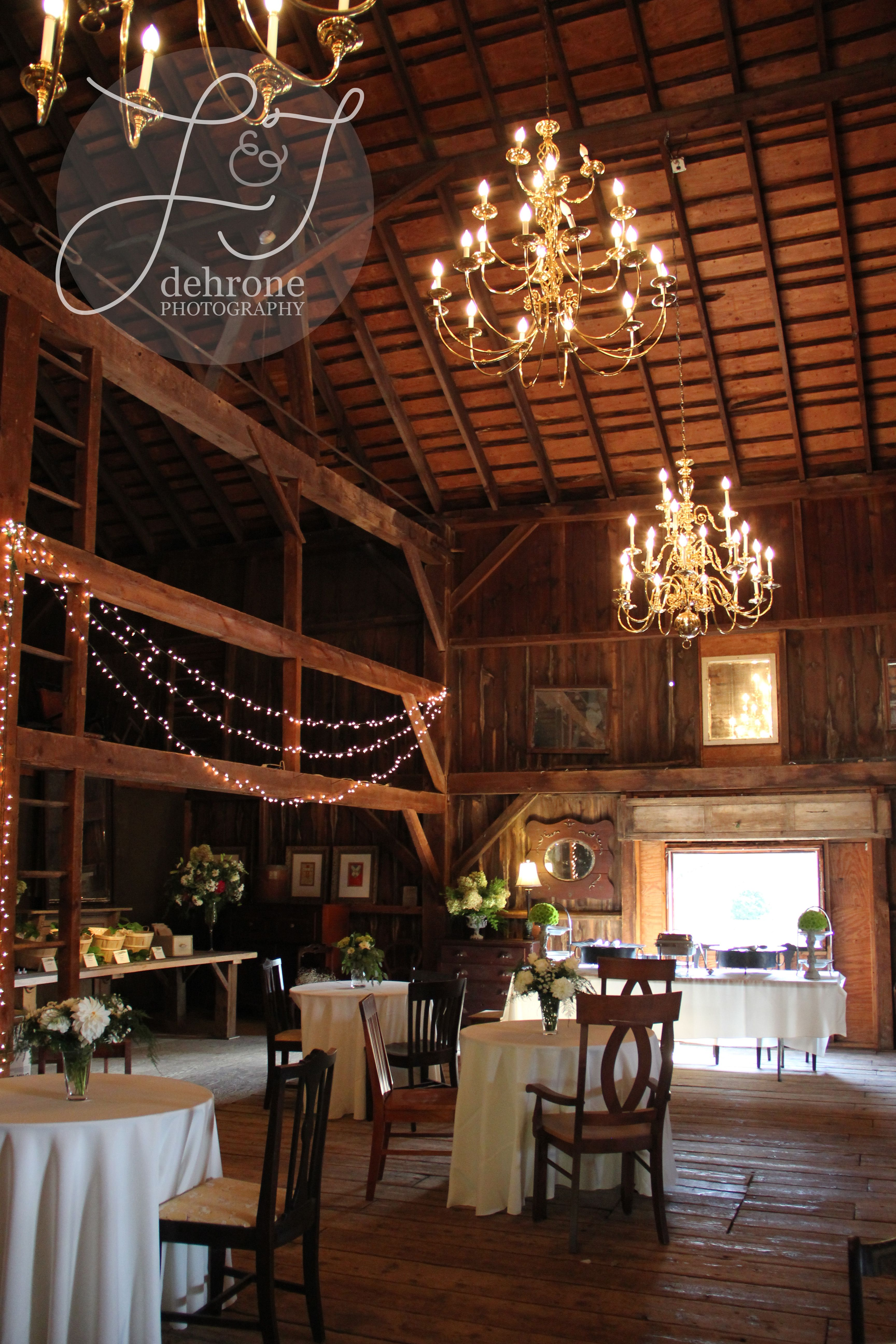 The Loft at Jack's Barn, NJ Barn wedding venue/floral ...