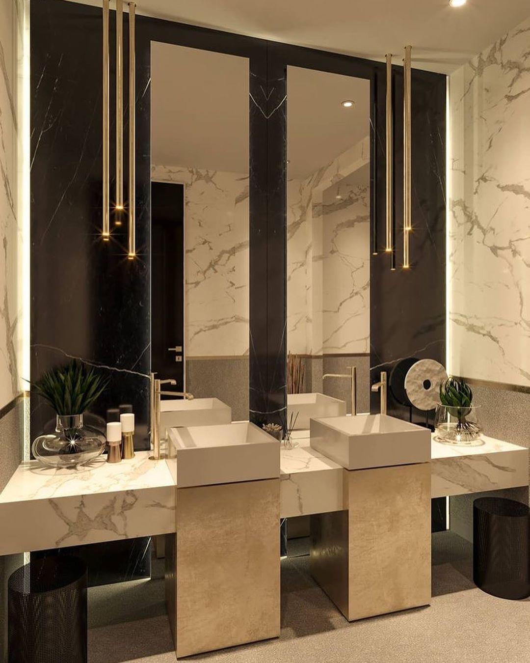 Pin By Tweety Chan On Powder Wash Bath Room Bathroom Design Decor Bathroom Design Luxury Bathroom Interior Design