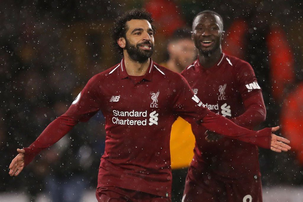Liverpool Fans React As Mo Salah Becomes Top Premier League Goalscorer Liverpool Fans Liverpool Premier League