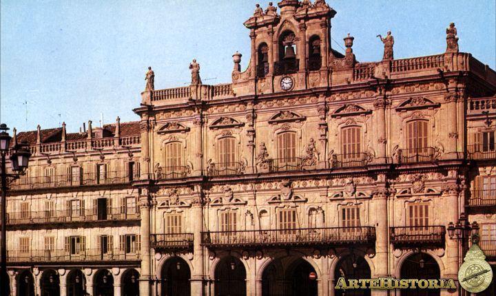 Alberto churriguera 1730 50 plaza mayor de salamanca - Arquitectos en salamanca ...