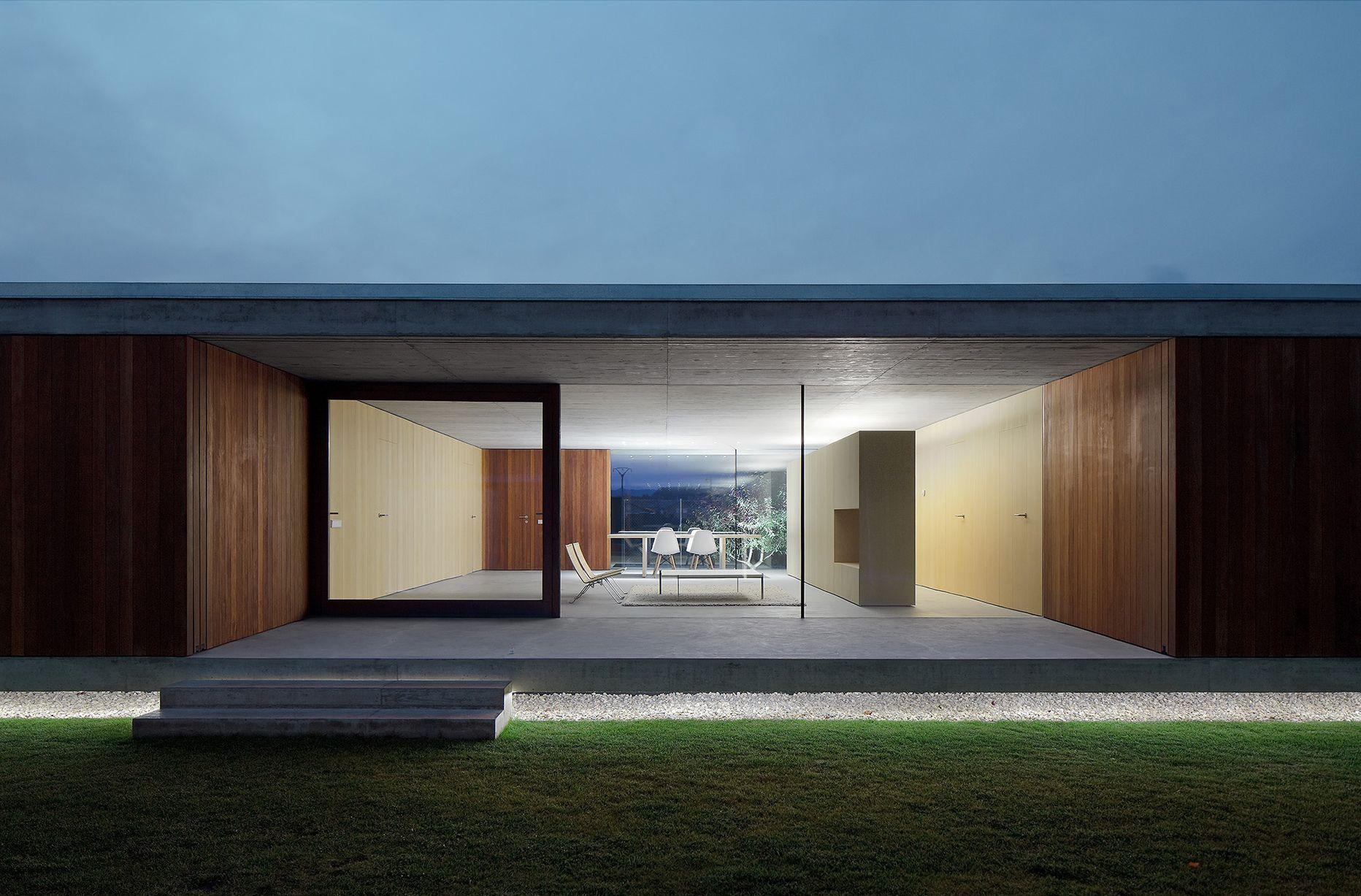 Residência Unifamiliar em Villarcayo / Pereda Pérez Arquitectos