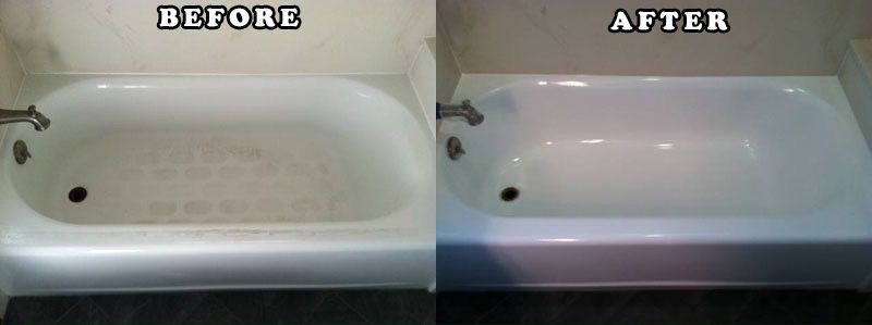 Bathtub Restoration | BEDROOM FURNITURE | Pinterest | Bathtubs ...
