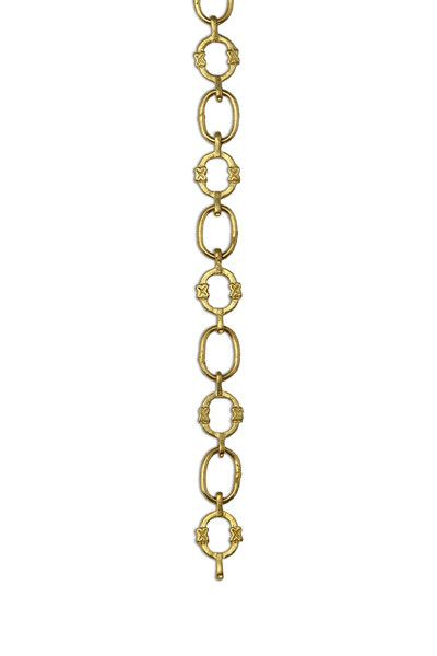 Chain 17 Small Round Chandelier