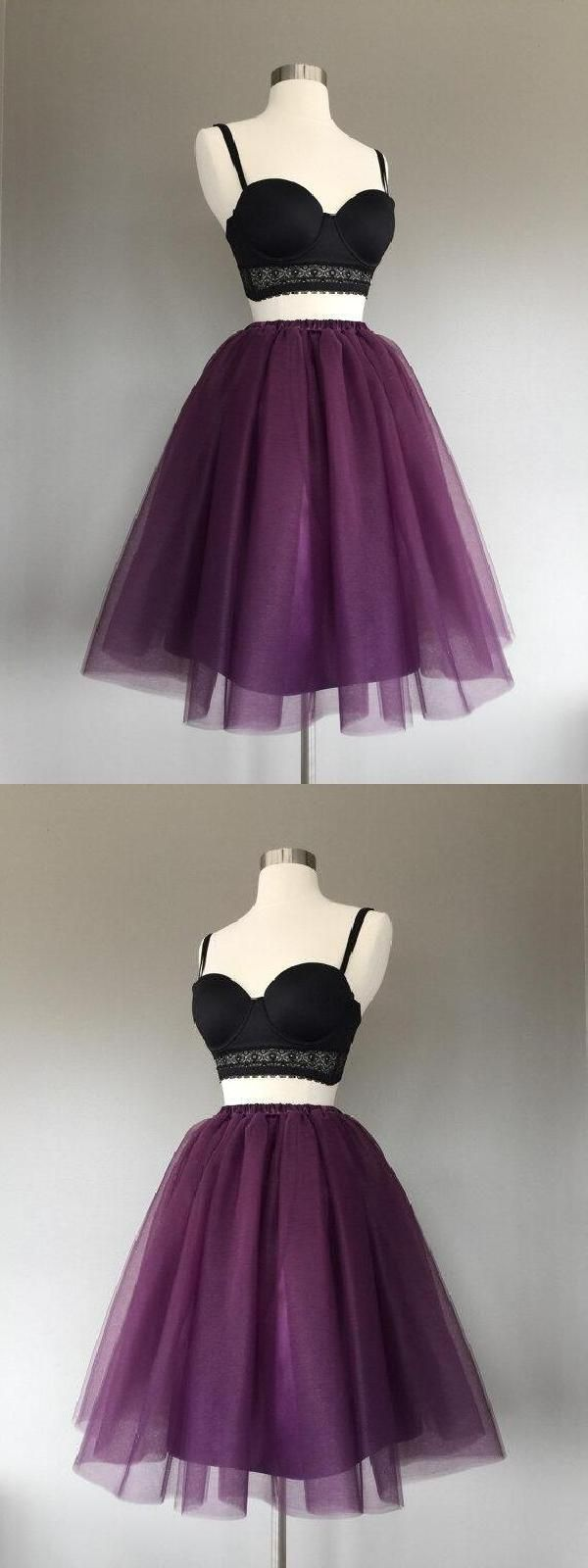 Short two piece cute seve in short homecoming