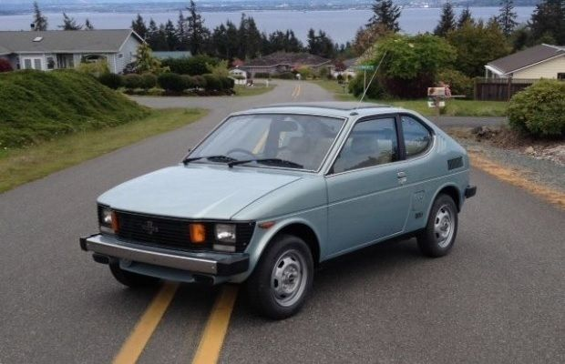 Rare In The Usa 1978 Suzuki Sc100 Classic Japanese Cars Suzuki Japanese Cars