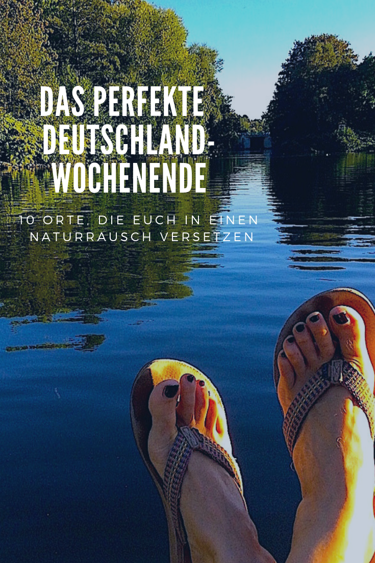 Photo of Top 10 – the perfect weekend in Germany