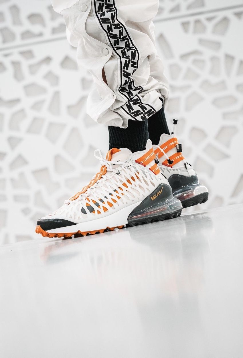 Nike Air Max 270 ISPA BlackAnthracite | Nike | Sole Collector