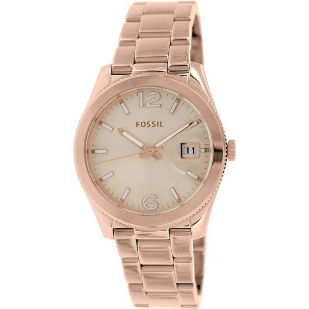 c9b739a721 Por estar de lanzamiento, tenemos este hermoso reloj Fossil para mujer con  el 10%