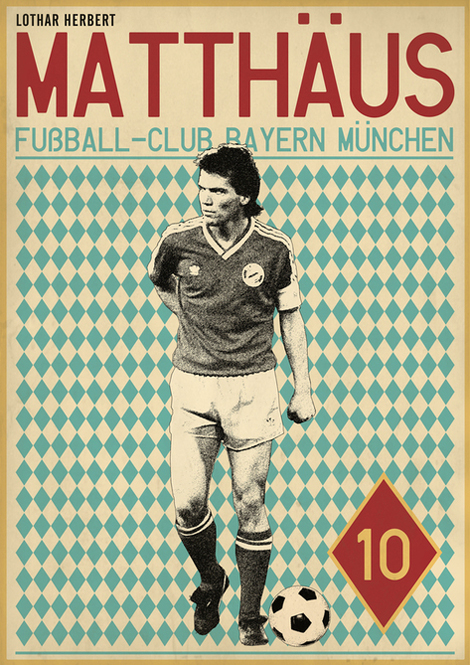 photos Vintage soccer