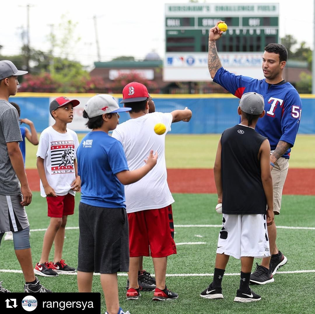 Repost Rangersya Come Join The Texas Rangers On Saturday June 9th From 10 Am To 12 Pm At The Texas Rangers Mlb Youth Academy Texas Rangers Play Ball Ranger