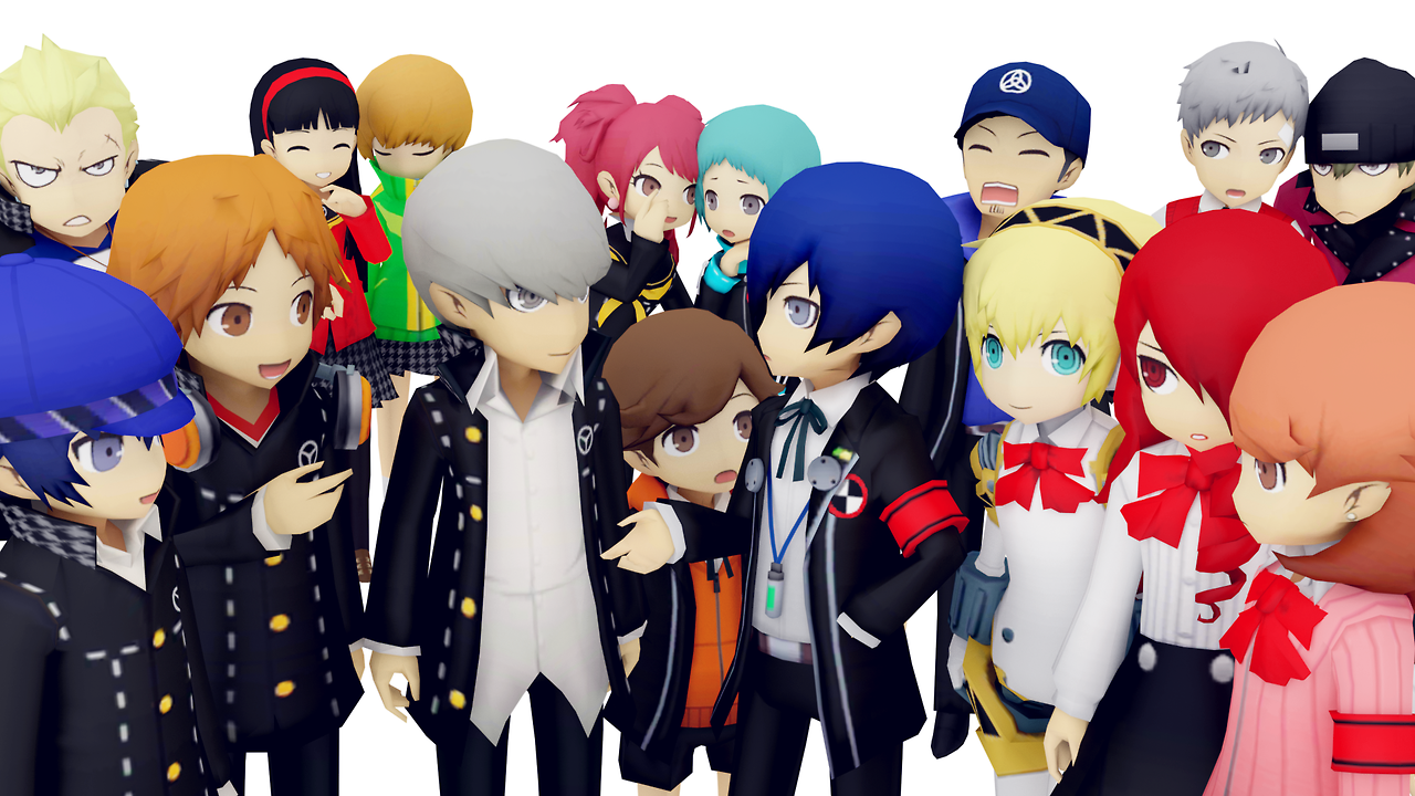 Release: PQ VR Chat ready models  After testing it out with Aigis