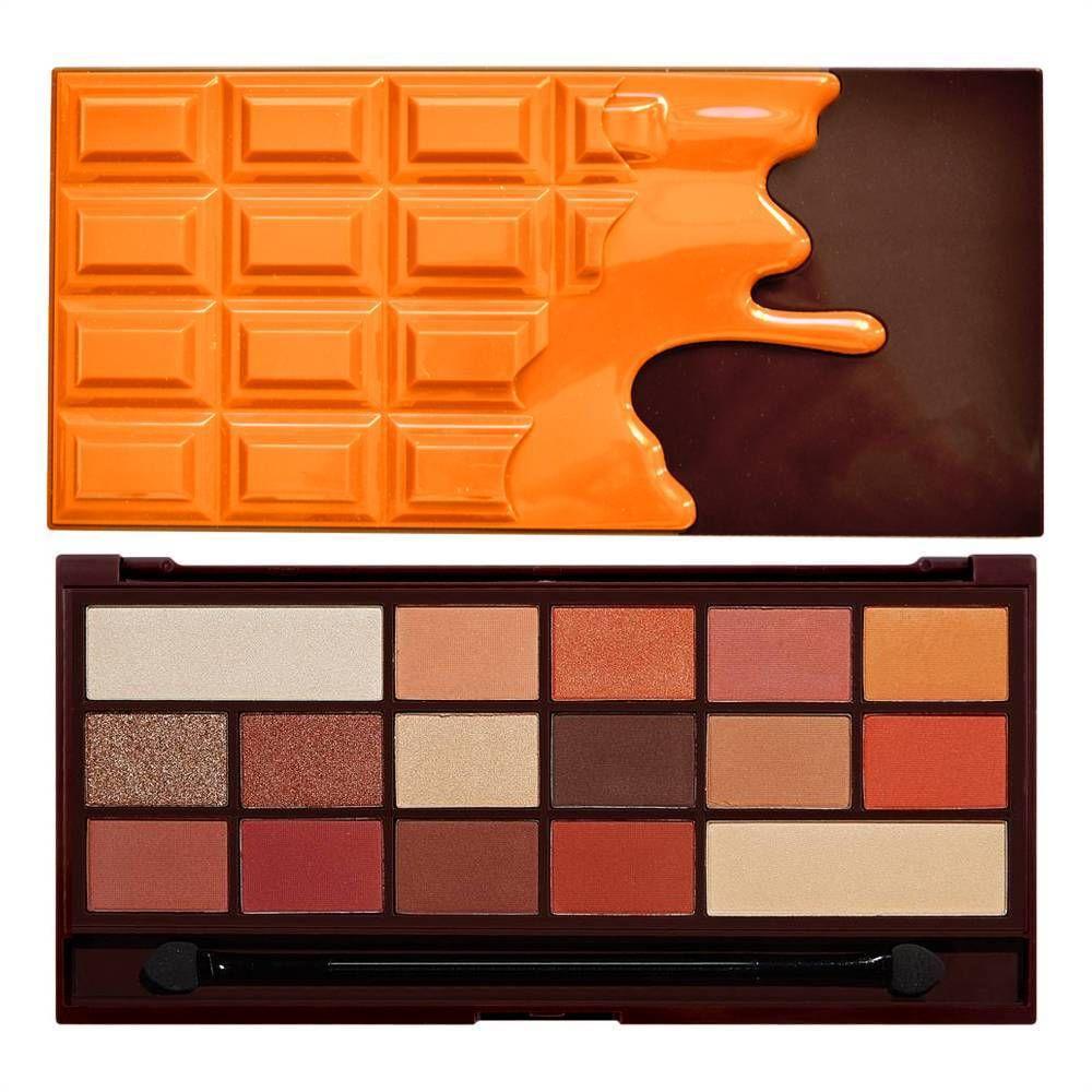 I love revolution chocolate palette