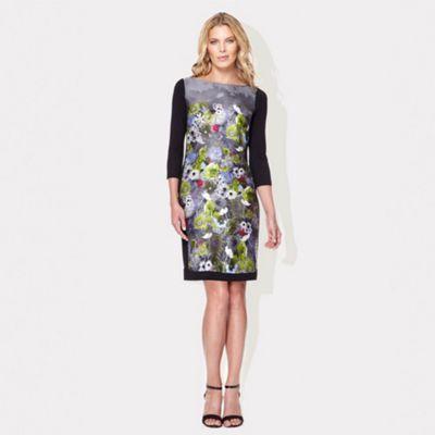 Damsel in a dress Black print Seaglass dress- at Debenhams.com
