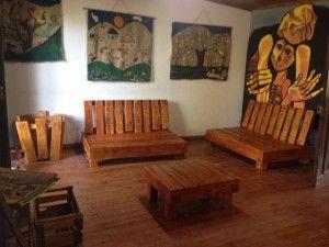 Decoy construcción meubles avec des palettes recyclées8