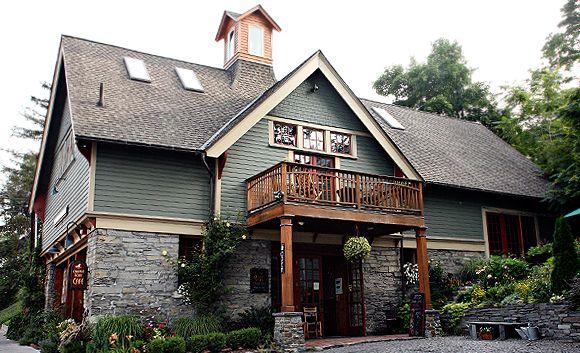 Carriage House Cafe Ithaca Ny Near Cornell University