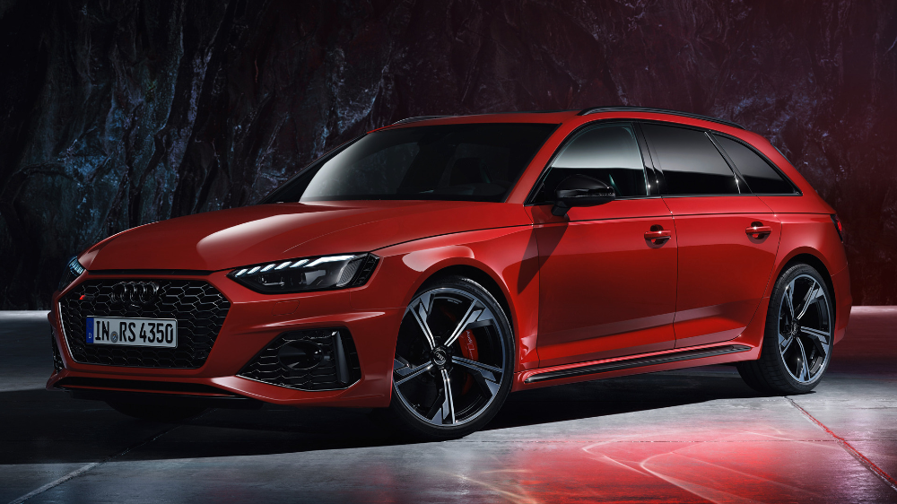 Vehicles Audi Rs4 Audi Luxury Car Station Wagon Car Audi Rs4 Avant Red Car Hd Wallpaper Background Imageq Wallpaper Cart Wallpaper Audi Rs Audi Car Station