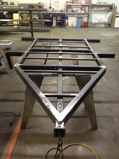 The Chassis Is The Backbone Of The Turtleback Design Have