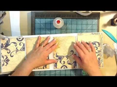 Gatefold Envelope Mini Album Dawns Inspirations Folios Small
