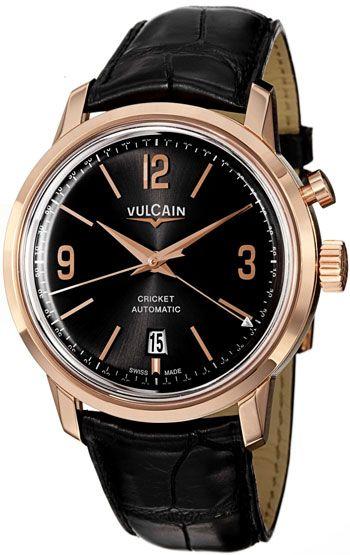 Vulcain 50s Presidents Watch Cricket Automatic Mens Wristwatch Model 210550 280l Riiiiiiiiiiiiiiiiiiiiiiiiiiiiight Watches For Men Watches Wristwatch Men