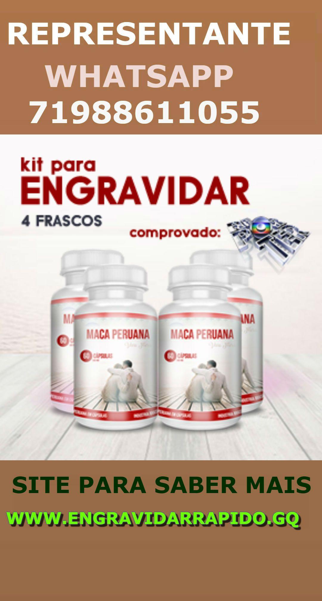 Andes Prime Red Maca Peruana 3 Frascos Para Engravidar Rapido