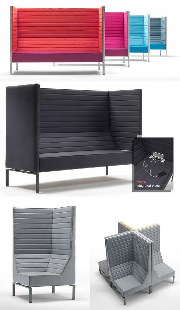 Innovative Sofa Designs upholstered small #sofa for bars stripes maxigiulio marelli