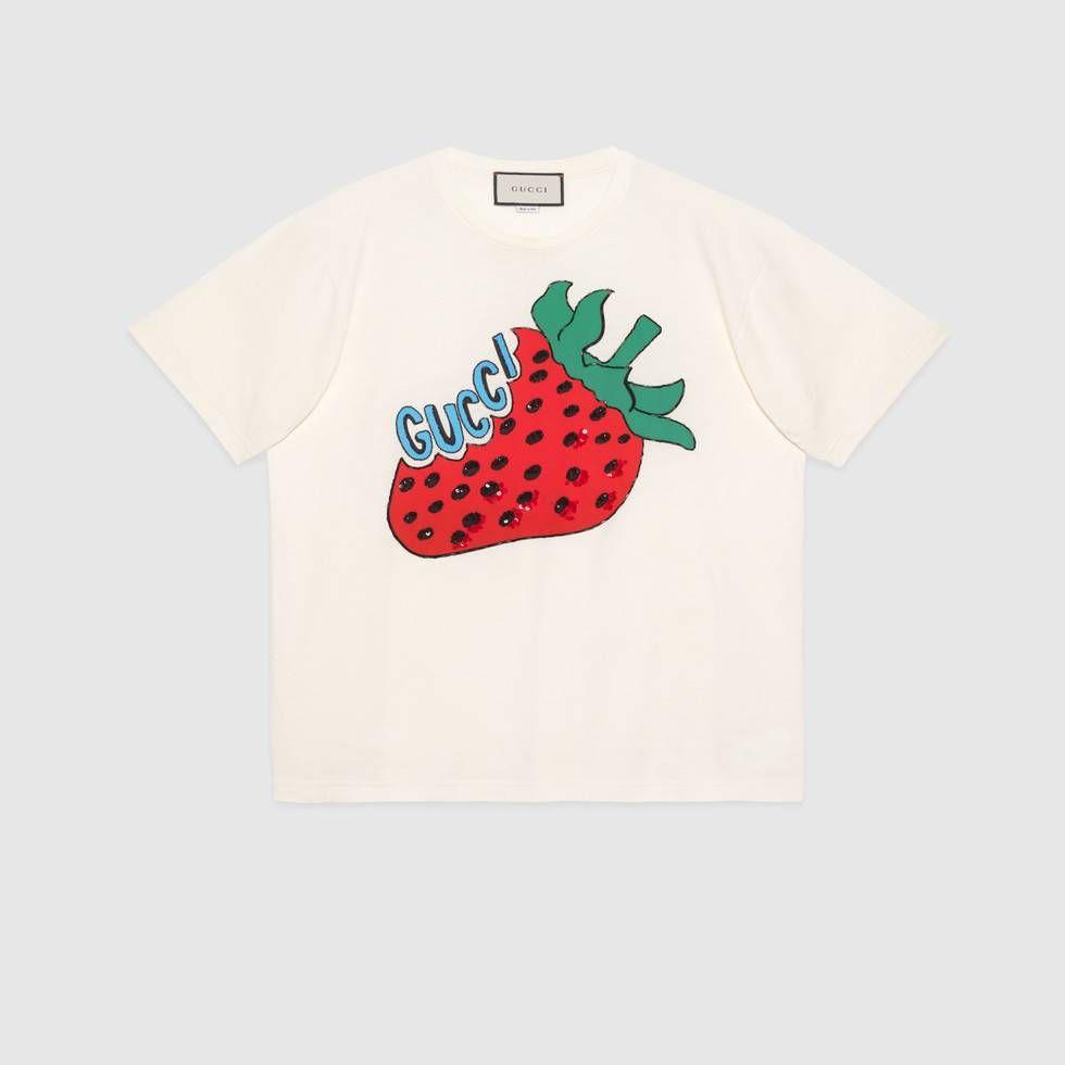 Kebun Strawberry Gucci