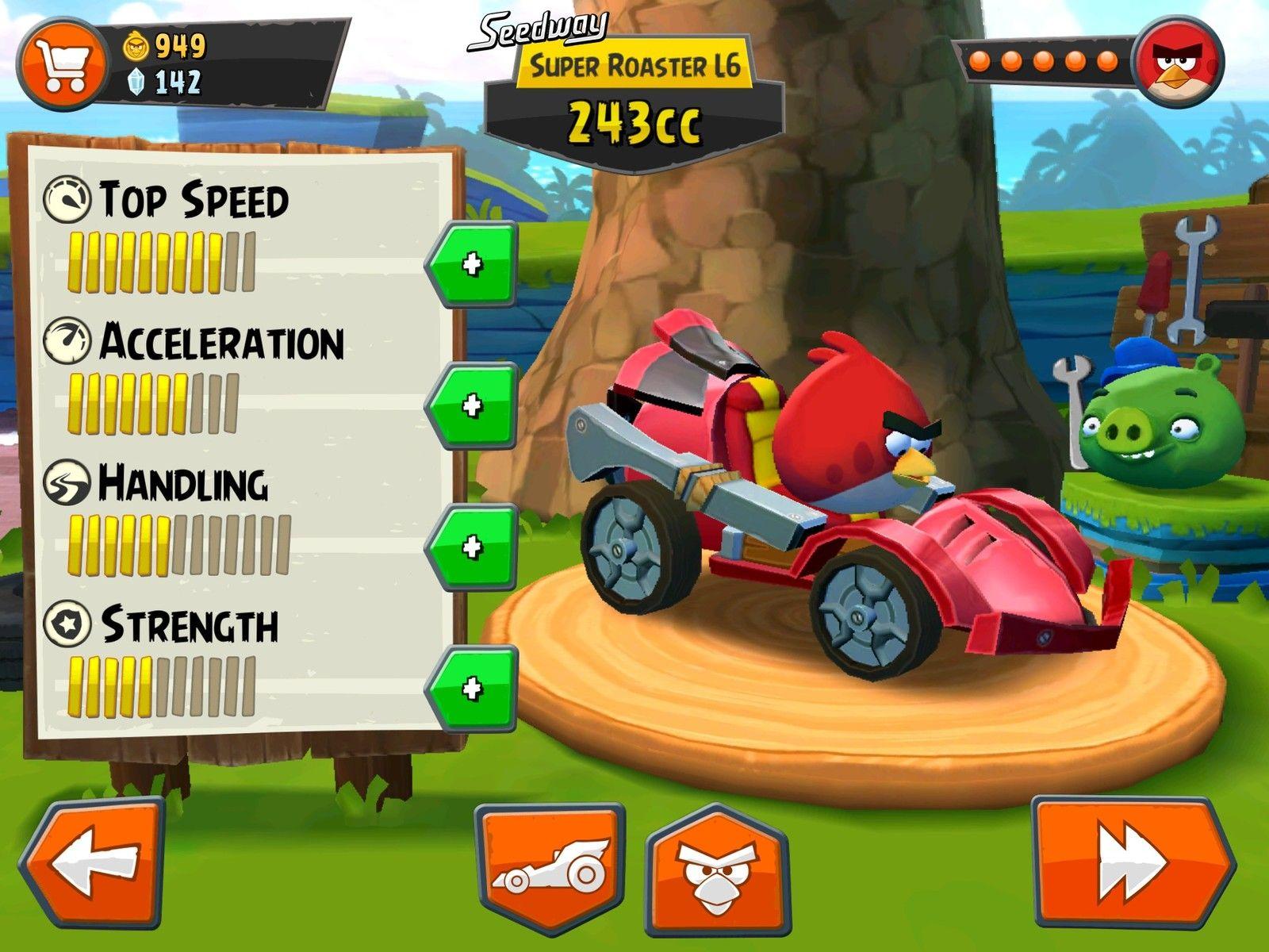 Mod Apk Angry Birds Go Hack No Human Verification Angry Birds Go