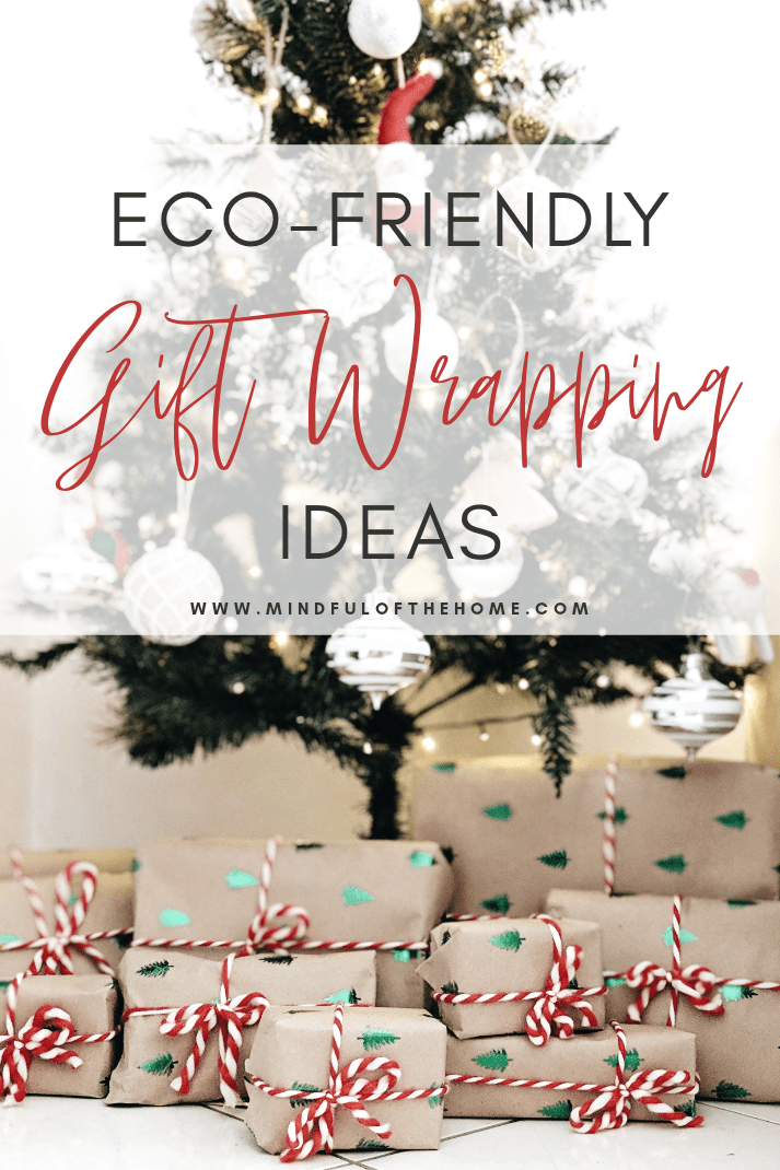 15 Ways To Wrap Gifts Sustainably Eco Friendly Gifts Eco Friendly Gift Wrapping Eco Friendly Christmas