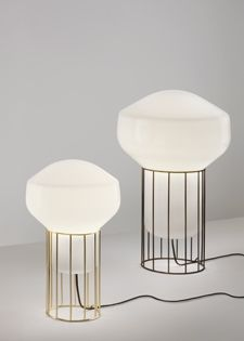 f27 aèrostat collection lamps and chandeliers fabbian