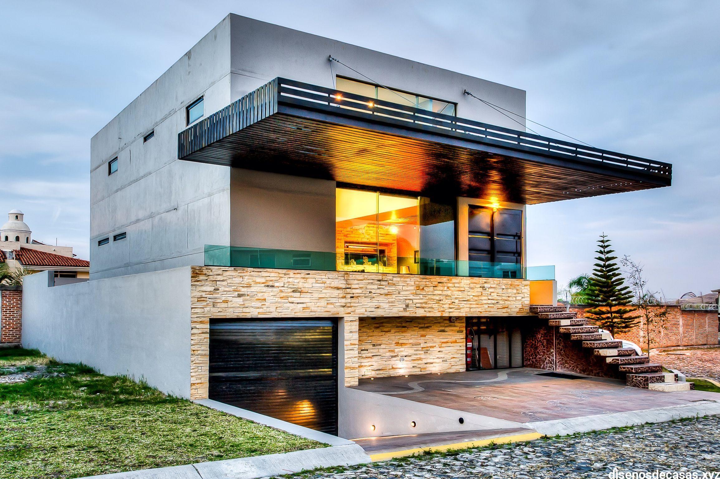 Casa con contenedores contenedores casas hechas con - Casas de contenedores maritimos ...