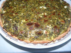 Рецептите на Ζωή: Тарта с лапад и сирене