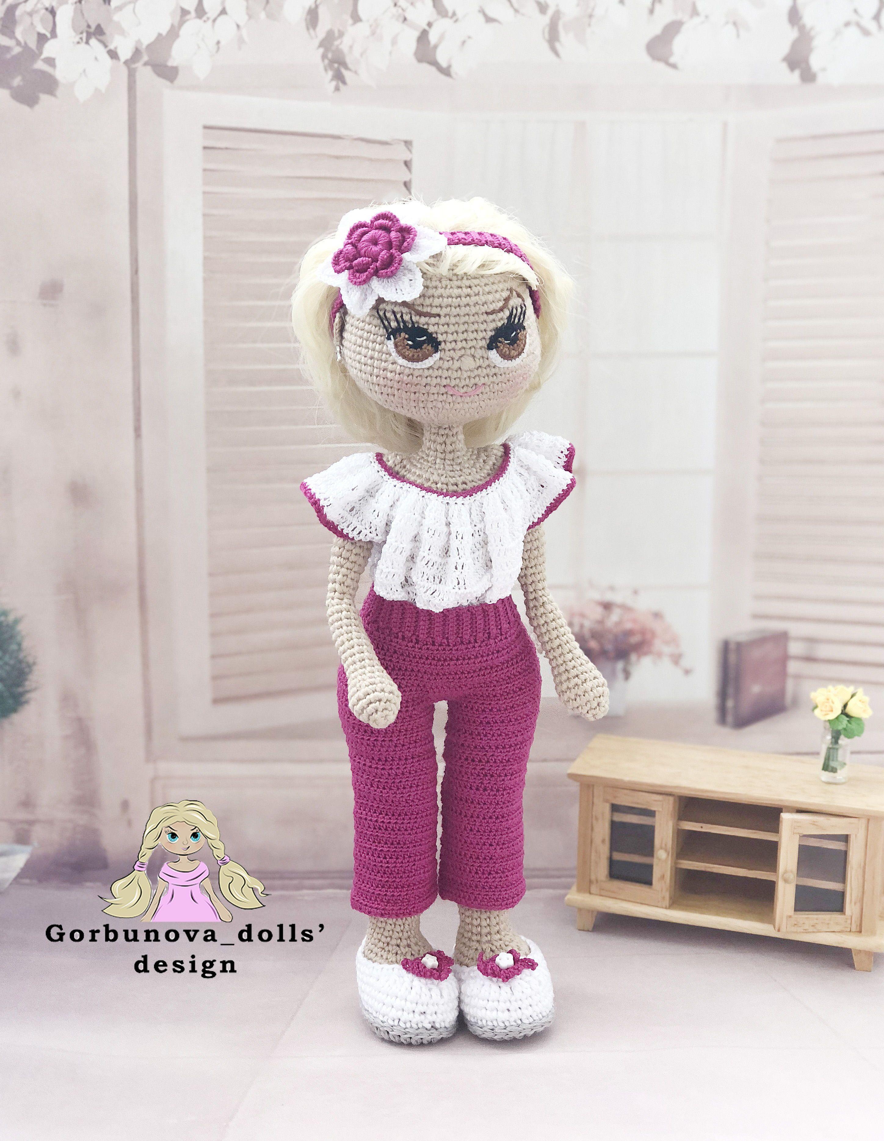 hair #crochet #doll #crochet #doll 32+ Ideas crochet doll boy hair ... | 3736x2896