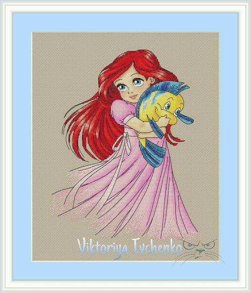 Платная серия принцессы-детки | 10 photos