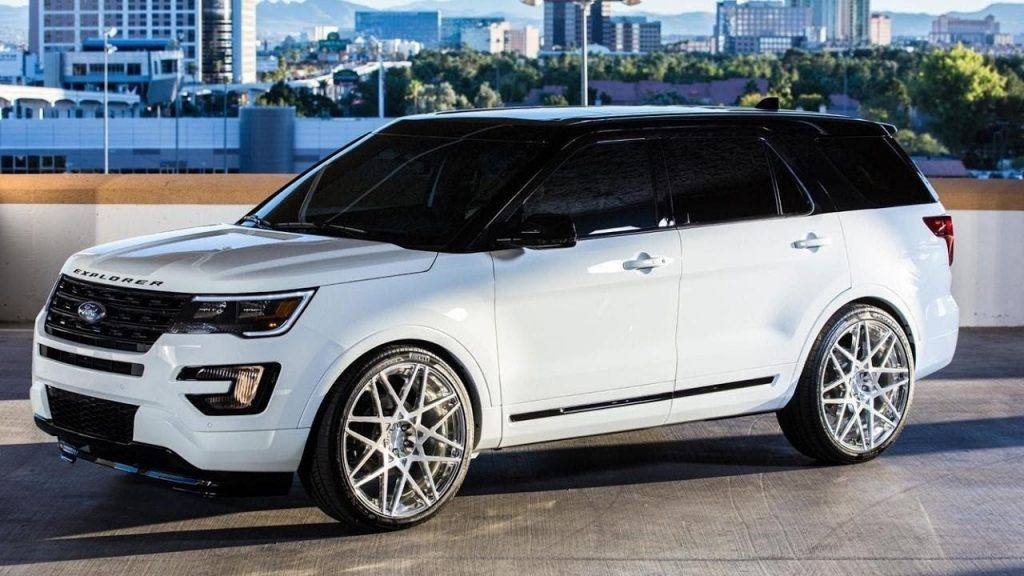 Top 2019 Ford Expedition Redesign and Concept Release