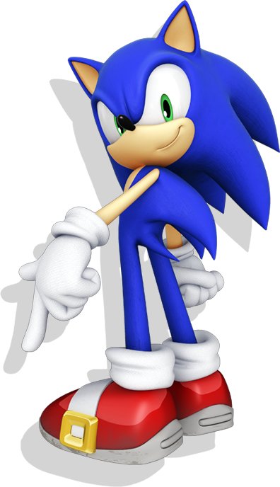 Doom nobody sonic the busty hedgehog sonic