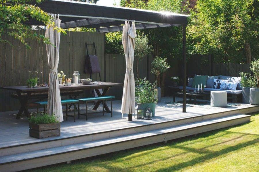 Eigentijds luxe en onderhoudsvriendelijk dakterras il mio