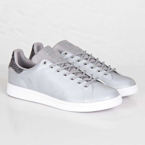 nouveau style bf30e 87718 Stan Smith M17918 Reflective Pack Silver #StanSmith ...
