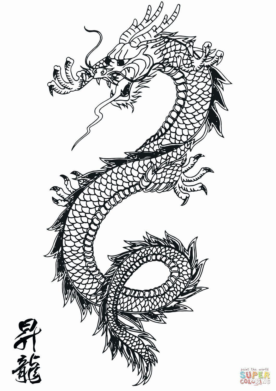 malvorlage chinesischer drache  tiffanylovesbooks