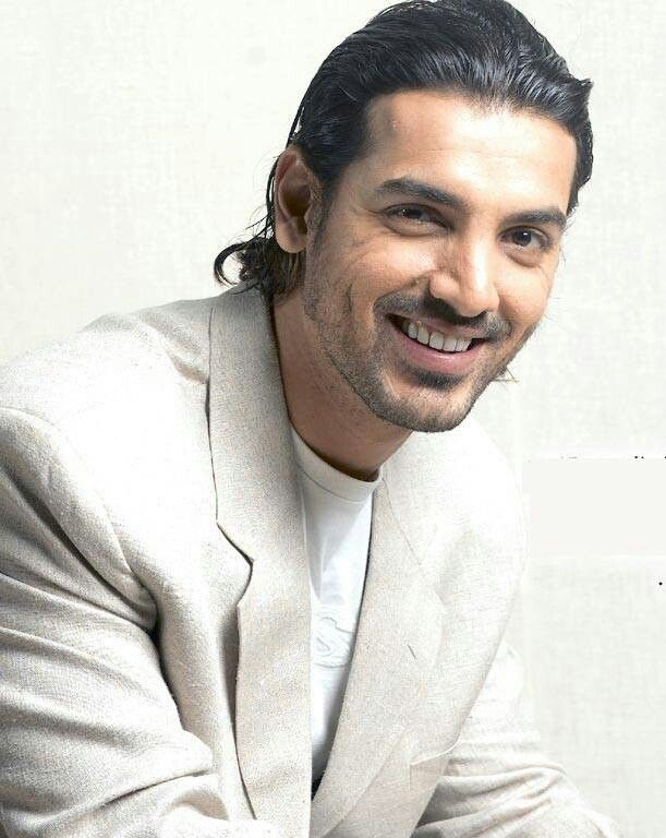 John Abraham John Abraham Long Hair Styles Men Men