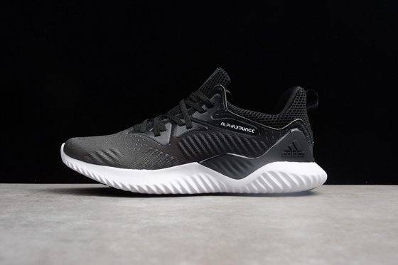 new product 3eed9 40aa3 Adidas Alphabounce Hpc Ams 3M Black White Cp8828 Shop Shoe